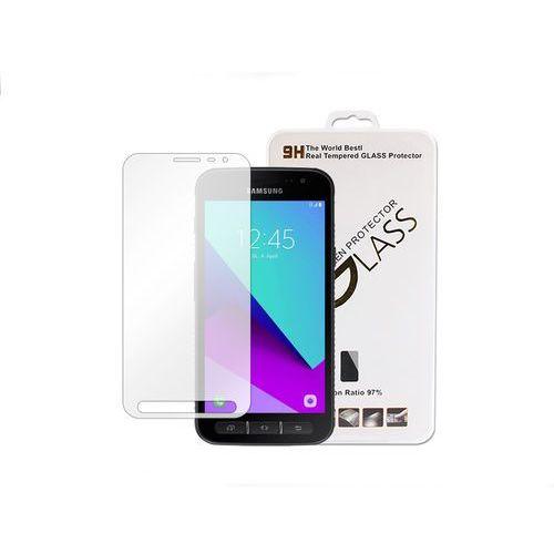 Samsung Galaxy Xcover 4 - szkło hartowane 9H, FOSM511TEGL000000