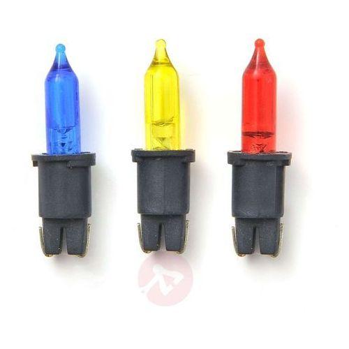 Push in 0,04W 2V-0,06W 3V LED 3 żarówki zamienne (7318305063532)
