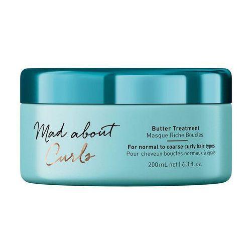 mad about curls butter treatment maska do włosów 200 ml dla kobiet marki Schwarzkopf