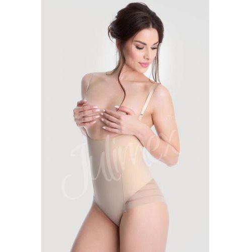 Body wyszczuplające model 119 mesh beige, Julimex