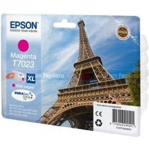 Epson T7023 - produkt w magazynie - szybka wysyłka! z kategorii Pozostałe