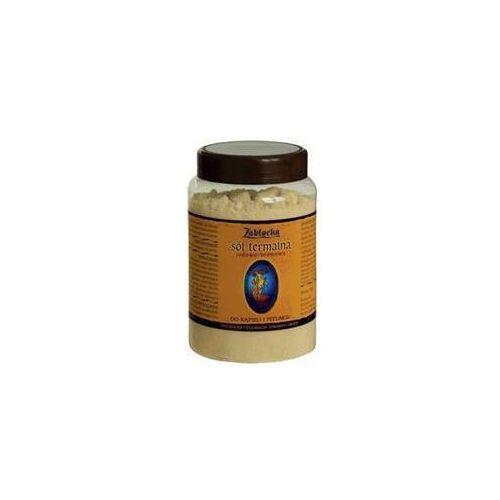 Zabłocka sól termalna 6 kg [zestaw: 6 słoików po 1kg każdy], marki Kopalnia i warzelnia solanek dr zabłocka sp. z o.o.