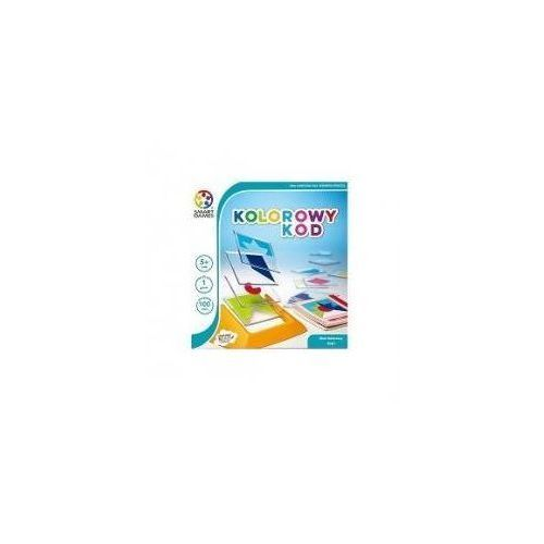 Smartmax Smart games - kolorowy kod (5902837886091)