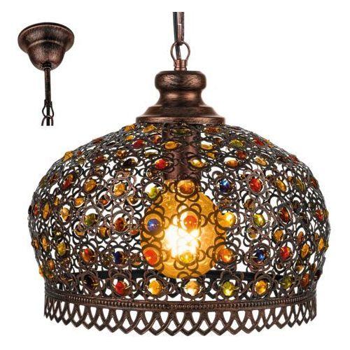 Eglo 49764 - Lampa wisząca JADIDA 1xE27/60W (9002759497644)