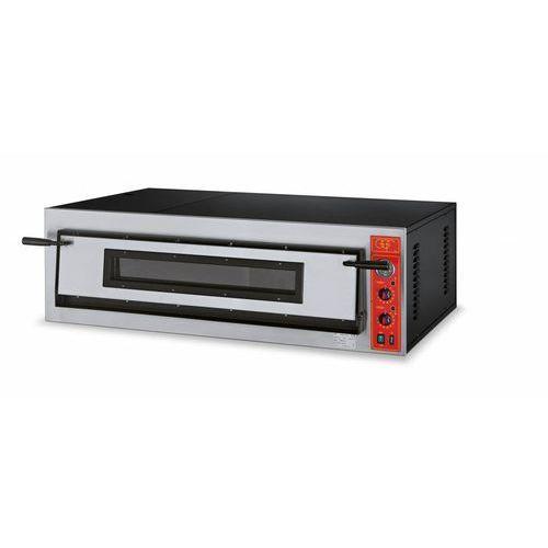 Piec do pizzy 1-komorowy | 6 x pizza 36 cm | rustykalny | 230V lub 400V z kategorii Piece i płyty grzejne gastronomiczne