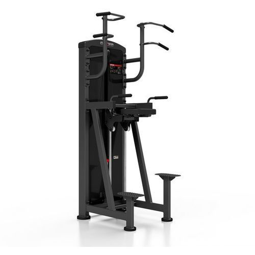 Maszyna do podciągania ze wspomaganiem MP-U231 Marbo - czarna tapicerka - czarny (5901720125989)