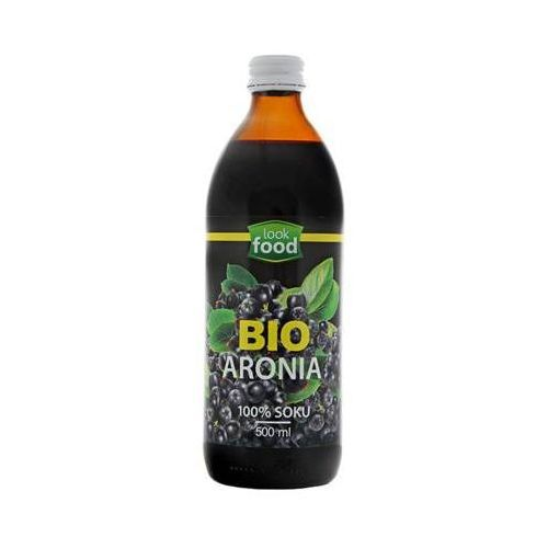 500ml sok z aronii bio marki Look food