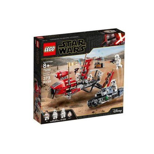 LEGO LEGO Klocki Star Wars Pościg na śmigaczach w Pasaanie 75250