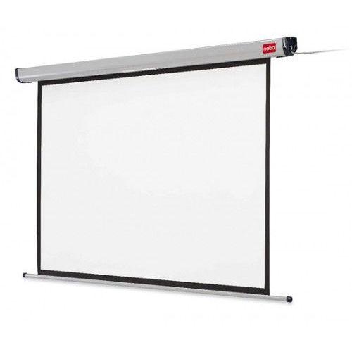 Ekran elektryczny 4:3 165x125cm mattwhite przekątna 200cm marki Nobo