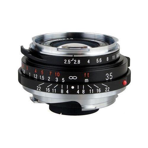 Obiektyw Voigtlander 35mm F/2.5 VM Color Skopar (Leica M)