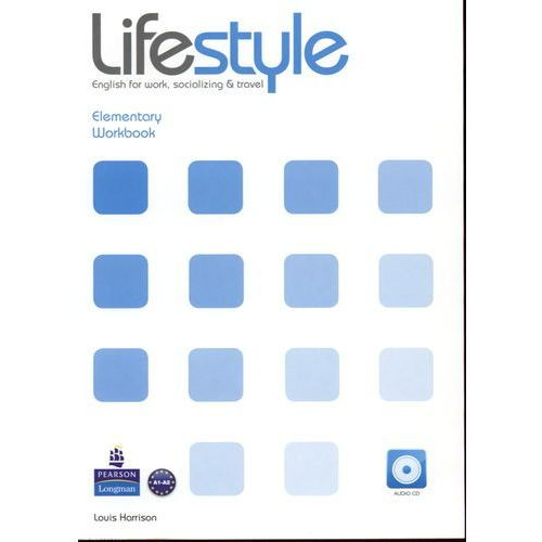 Lifestyle Elementary, Workbook (zeszyt ćwiczeń) plus Audio CD, oprawa miękka