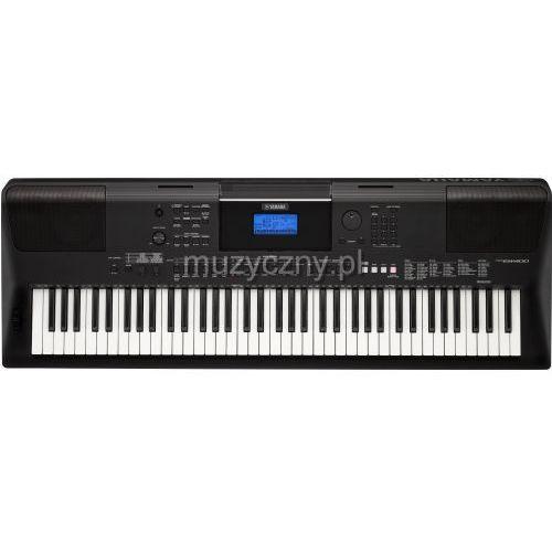 psr ew 400 keyboard instrument klawiszowy marki Yamaha