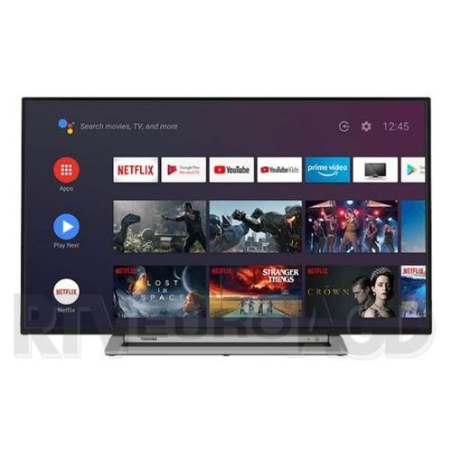 TV LED Toshiba 55UA3A63