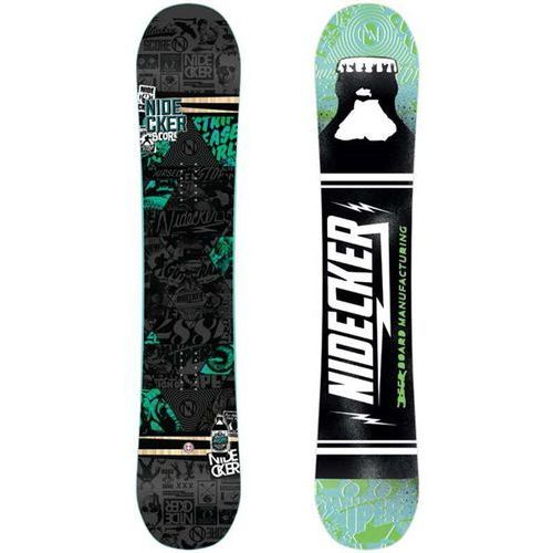 snowboard NIDECKER - Score (MULTI) rozmiar: 157 z kategorii deski snowboardowe