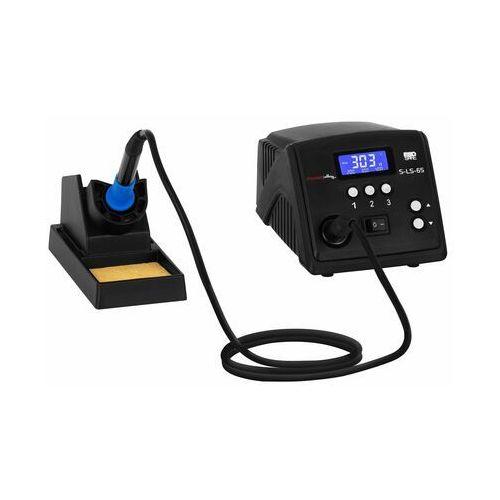 Stamos Soldering Stacja lutownicza - 60 W - cyfrowa - LCD S-LS-65 - 3 LATA GWARANCJI