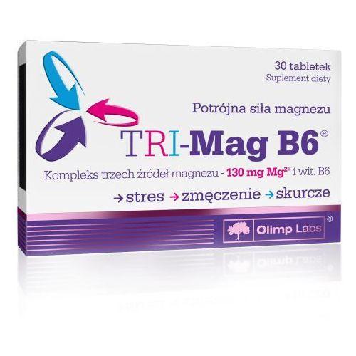 TRI-MAG B6 30tabl z kategorii Pozostałe leki i suplementy