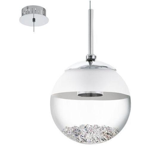 Eglo 93708 - LED lampa wisząca MONTEFIO 1 1xLED/5W/230V, kolor Biały