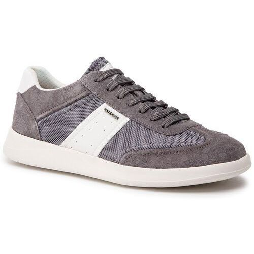 Sneakersy - u kennet a u926fa 02214 c0579 grey/white, Geox, 40-46