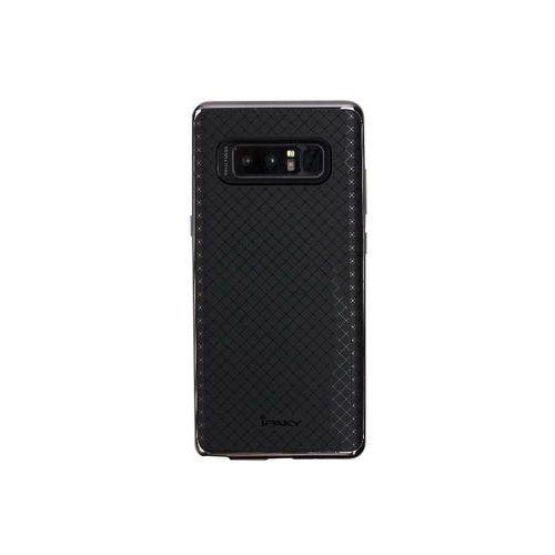 Samsung galaxy note 8 - etui na telefon - szary marki Ipaky