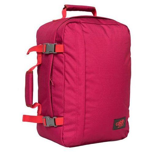 Plecak torba podręczna CabinZero 36l + pokrowiec organizer gratis - jaipur pink