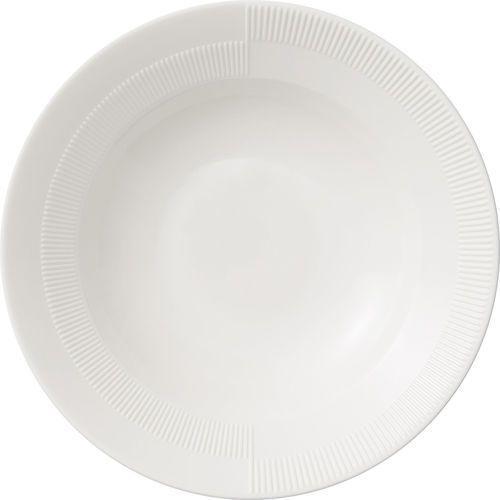 Rosendahl Talerz głęboki duet biała porcelana (21234) (5709513212348)