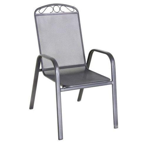 Riwall metalowe krzesło ogrodowe klasik (4260440951034)