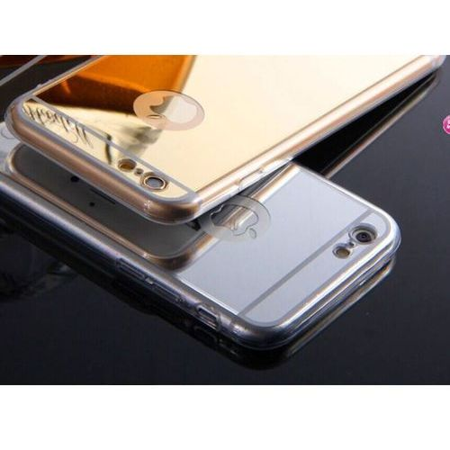 Slim Mirror Case Srebrny | Etui dla Apple iPhone 6 / 6S - Srebrny