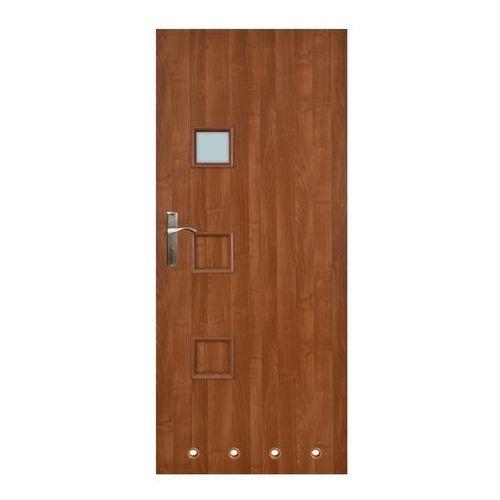 Everhouse Drzwi z tulejami lugano 70 prawe olcha (5902022911393)