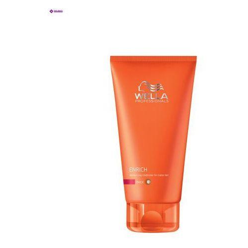 OKAZJA - Wella  enrich thick odżywka nawilżająca do grubych włosów (thick) - 200 ml (4015600121846)