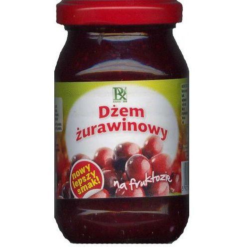 Radix-bis Dżem żurawinowy słodzony fruktozą 190g - radix