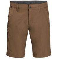 Spodenki desert valley shorts men bark brown - 52 marki Jack wolfskin