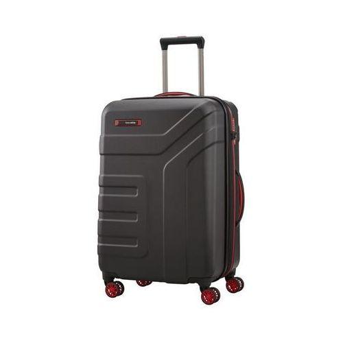 vector walizka średnia 79/91l schwarz 4-koła marki Travelite