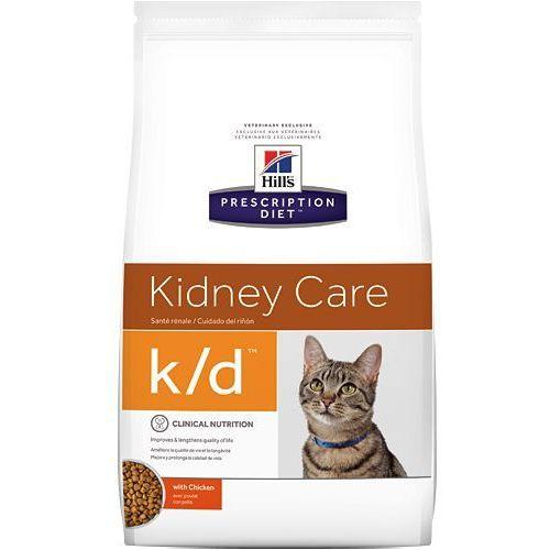 HILL'S PD Prescription Diet Feline k/d 1,5kg - 1500