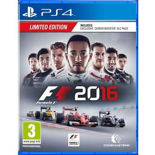 F1 2016 (PC). Najniższe ceny, najlepsze promocje w sklepach, opinie.