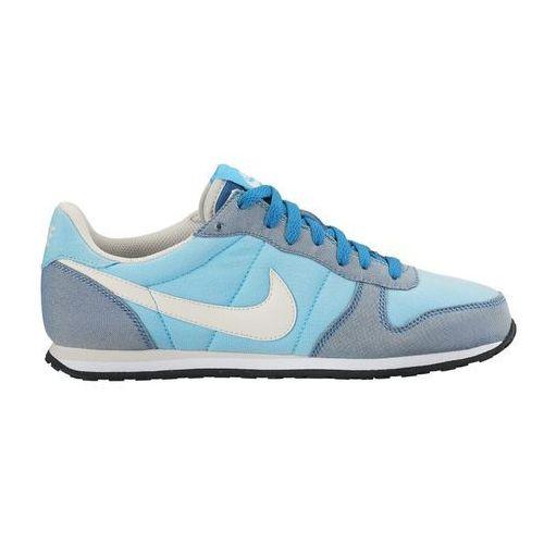 Buty Nike Genicco Canvas 833665-413, kolor niebieski