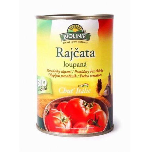 Pomidory bez skórki bio 400g marki Biolinie