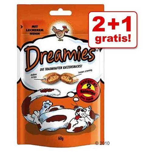 Dreamies z łososiem 60g marki Whiskas