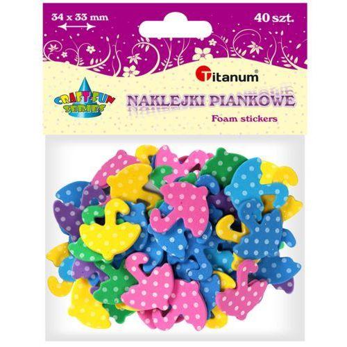 Naklejki piankowe parasolki - Titanum