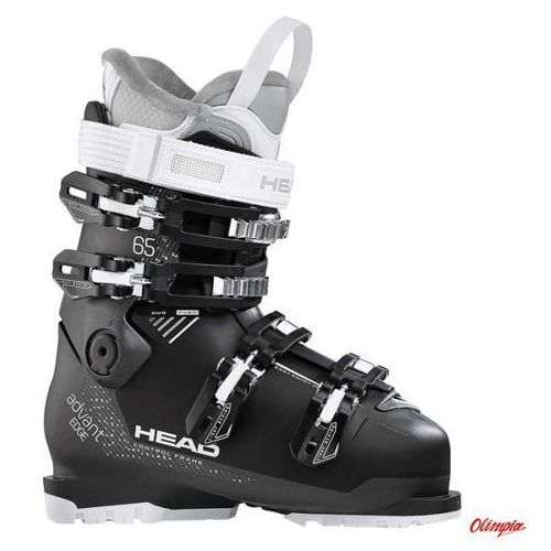 Buty narciarskie advant edge 65 w black/anthracite 2018/2019 marki Head