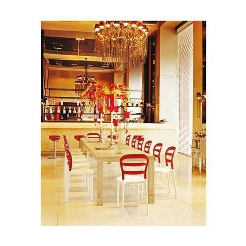 Resol Krzesło miss bibi - biały ||czerwony (8697443551071)