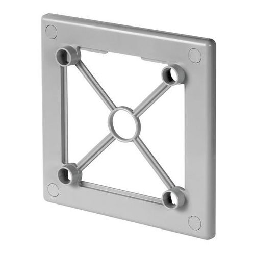 Ramka do panelu wentylatora Awenta fi 125 mm szara (5905033313088)