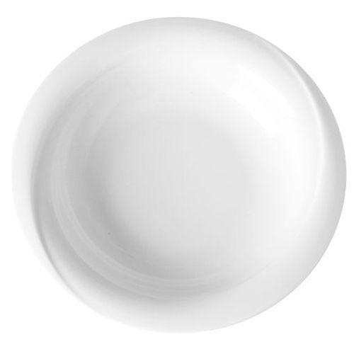Fine dine Talerz głęboki porcelanowy śr. 22 cm gourmet