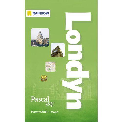 Londyn. Przewodnik + mapa. Pascal 360 (9788376426143)