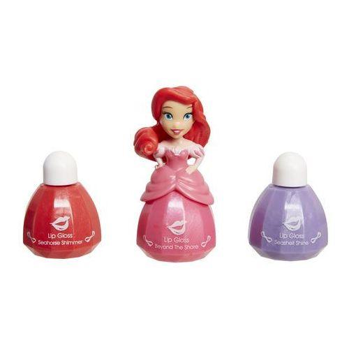 make up księżniczki błyszczyk do ust z arielką marki Disney