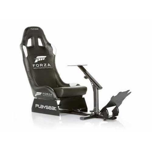 Fotel Playseat Forza motorsport, Czarny (RFM.00058) Darmowy odbiór w 21 miastach! (8717496871725). Najniższe ceny, najlepsze promocje w sklepach, opinie.
