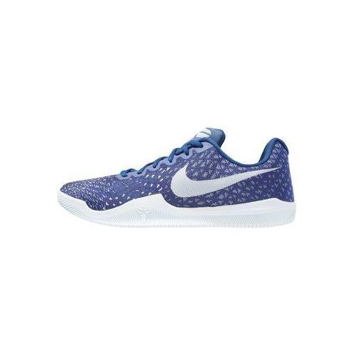 Nike Performance MAMBA INSTINCT Obuwie do koszykówki blue/blue tint/aluminum/coastal blue