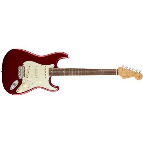 Fender classic series ′60s stratocaster pau ferro fingerboard, candy apple red gitara elektryczna