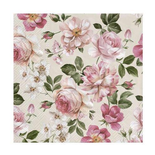 Serwetki Roses Glory 33 x 33 cm 20 szt.