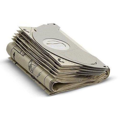 Karcher Worki papierowe (5szt) do se, ✔autoryzowany partner karcher ✔karta 0zł ✔pobranie 0zł ✔zwrot 30dni ✔raty ✔gwarancja d2d ✔wejdź i kup najtaniej