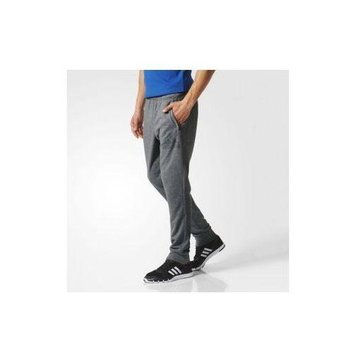 Prime Spodnie do biegania Mężczyźni szary XL Legginsy do biegania, adidas